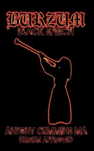 9781604815818: Burzum: Black Speech