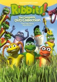 9781604827224: Ribbits! The Complete DVD Collection 3 Sing-Along Adventures