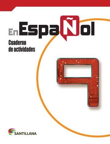 9781604847086: Español 9 Cuaderno Santillana