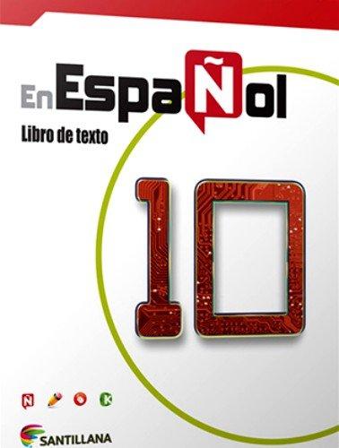 9781604847468: ESPAÑOL 10 libro texto