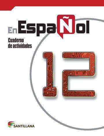 9781604847512: En Español 12 Cuaderno De Actividades
