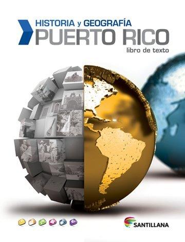 9781604848595: Historia Y Geografía Puerto Rico Texto 2015-2016 Santillana Isbn: 9781604848595