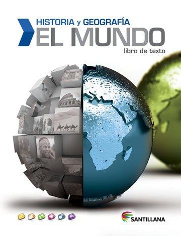 9781604848618: Historia Y Geografía El Mundo Texto Santillana 2015-2016 Isbn : 9781604848618