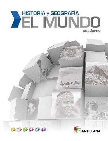 9781604848649: Historia Y Geografía El Mundo Cuaderno Santillana 2015-2016 Isbn: 9781604848649