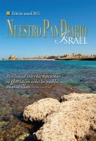 9781604858563: Nuestro Pan Diario Israel Edicion Anual 2015