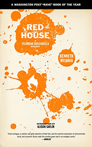 9781604864021: Red House (A Filomena Buscarsela Mystery)