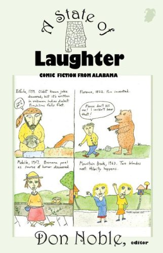 9781604890051: A State of Laughter: Comic Fiction from Alabama