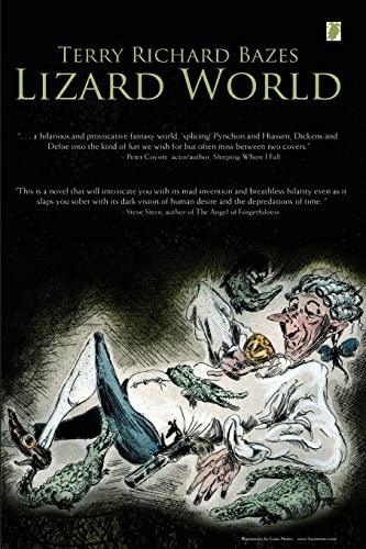 Lizard World: Bazes, Terry Richard