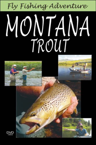 9781604900170: Fly Fishing Adventure, Montana Trout
