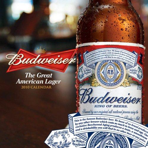 9781604933055: Budweiser: The Great American Lager 2010 Mini Calendar