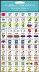 9781604934496: Everyday Planning Stickers: For Your Calendar