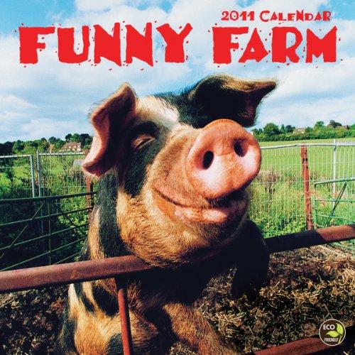 Funny Farm 2011 Wall Calendar: TF Publishing