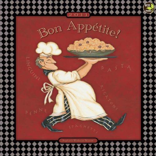 9781604936452: Bon Appetit 2011 Wall Calendar