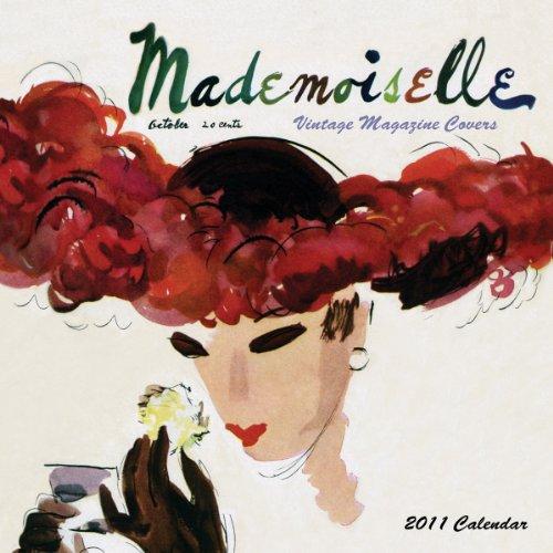9781604936650: Mademoiselle 2011 Wall Calendar