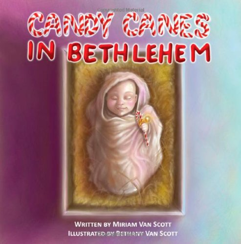 9781604942521: Candy Canes in Bethlehem