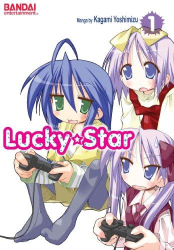 Lucky Star, Vol. 1: Yoshimizu, Kagami