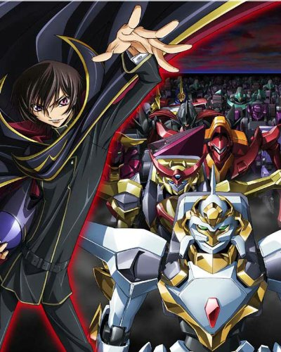 Code Geass: Lelouch of the Rebellion, Vol. 8
