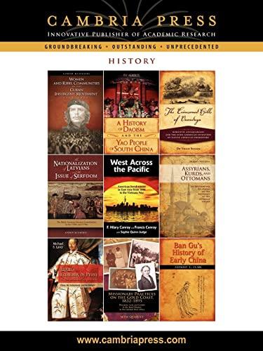 Cambria Press History Catalog: Cambria Press