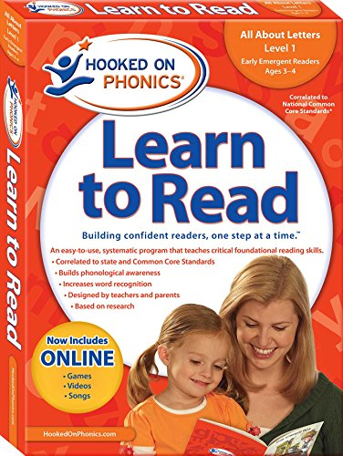 9781604991383: Learn to Read Pre-K Level 1 (Hooked on Phonics: Learn to Read)