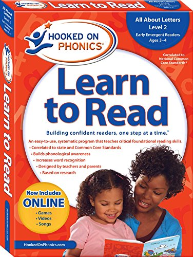 9781604991390: Learn to Read Pre-K Level 2 (Hooked on Phonics: Learn to Read)