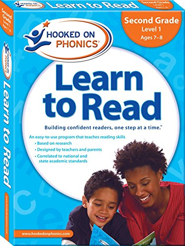9781604991475: Hooked on Phonics Learn to Read - Second Grade: Level 1 (Ages 7-8)