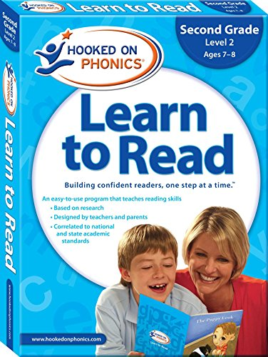 9781604991482: Learn to Read Second Grade Level 2 (Hooked on Phonics: Learn to Read)