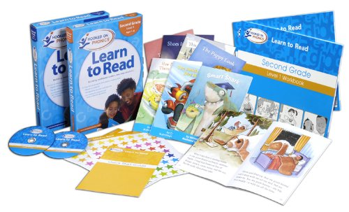 Amazon Exclusive Hooked on Phonics Learn to Read 2nd Grade Complete with BONUS T: Hooked On Phonics