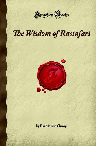9781605060248: The Wisdom of Rastafari: (Forgotten Books)