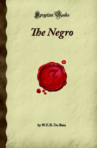 9781605060279: The Negro (Forgotten Books)