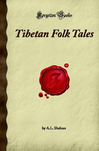 9781605060743: Tibetan Folk Tales (Forgotten Books)