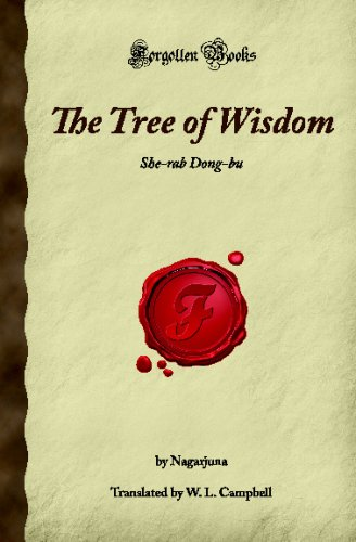 9781605061245: The Tree of Wisdom: She-rab Dong-bu