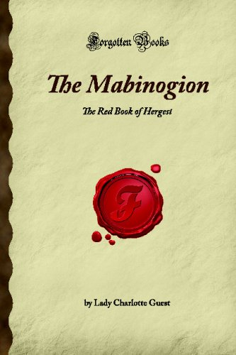 9781605061641: The Mabinogion: The Red Book of Hergest (Forgotten Books)