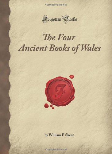 9781605061658: The Four Ancient Books of Wales (Forgotten Books)