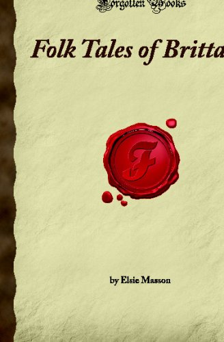 9781605061818: Folk Tales of Brittany: (Forgotten Books)