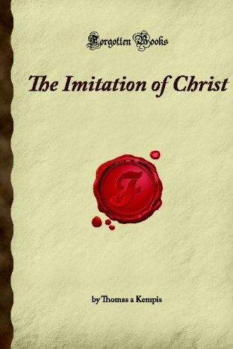 9781605062297: The Imitation of Christ: (Forgotten Books)