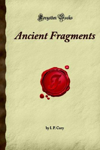 9781605063775: Ancient Fragments (Forgotten Books)