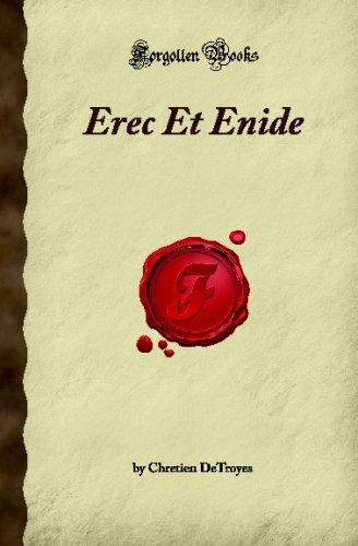 9781605064772: Erec Et Enide (Forgotten Books)
