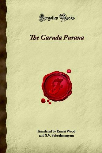 9781605065977: The Garuda Purana (Forgotten Books)