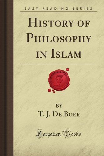 9781605066974: History of Philosophy in Islam (Forgotten Books)