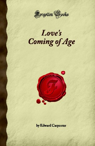 9781605067940: Love's Coming of Age (Forgotten Books)