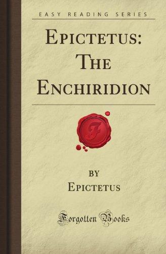 9781605069753: Epictetus: The Enchiridion (Forgotten Books)
