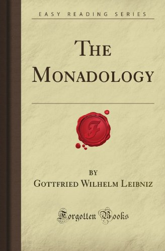 9781605069890: The Monadology (Forgotten Books)