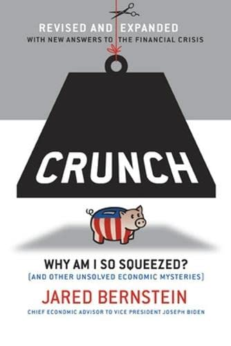 9781605090139: Crunch: Why Am I So Squeezed? (and Other Unsolved Economic Mysteries)