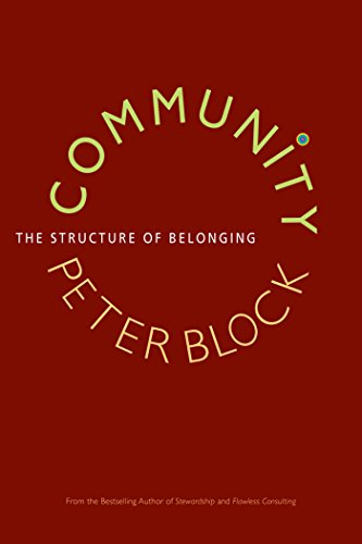 9781605092775: Community: The Structure of Belonging