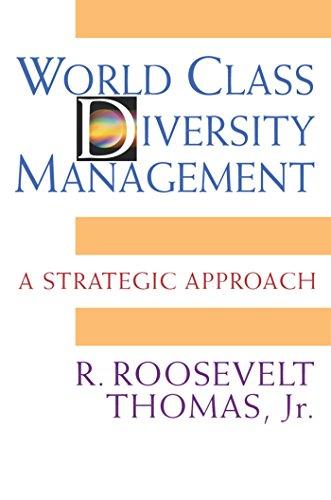 9781605094502: World Class Diversity Management: A Strategic Approach