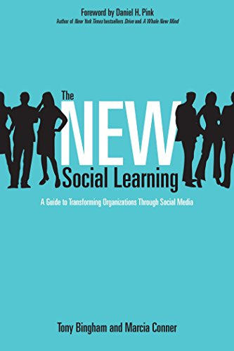 9781605097022: The New Social Learning: A Guide to Transforming Organizations Through Social Media