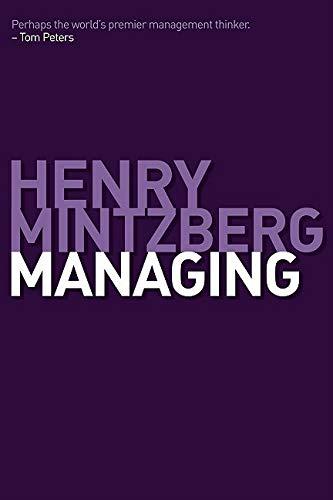 9781605098746: Managing
