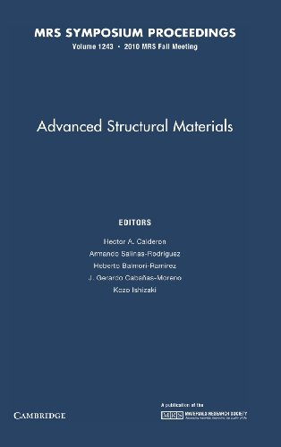 Advanced Structural Materials: EDITED BY HECTOR