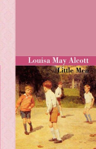 9781605120010: Little Men (Akasha Classic)