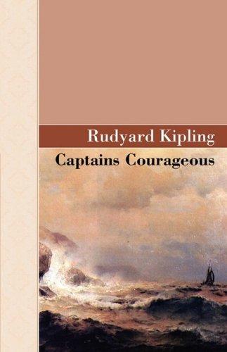 9781605120416: Captains Courageous (Akasha Classic)